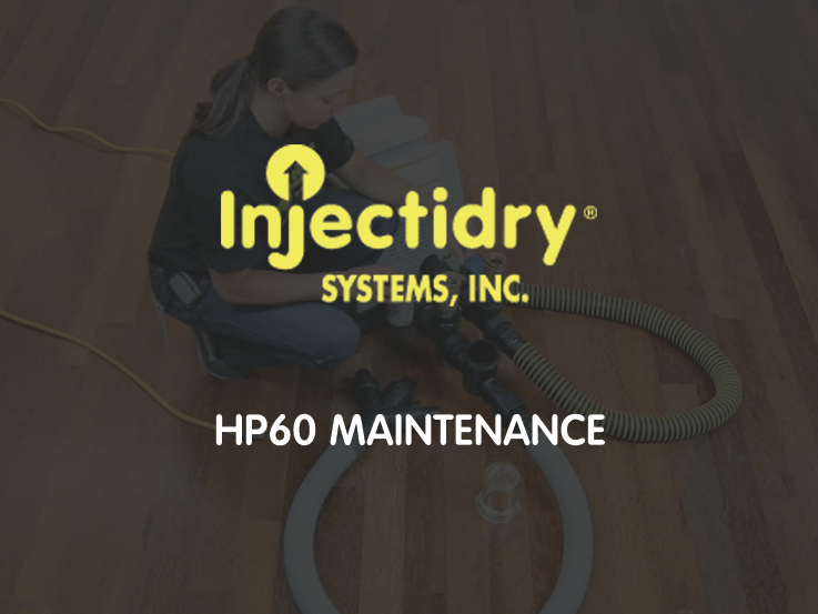 HP60 Maintenance Educational Video